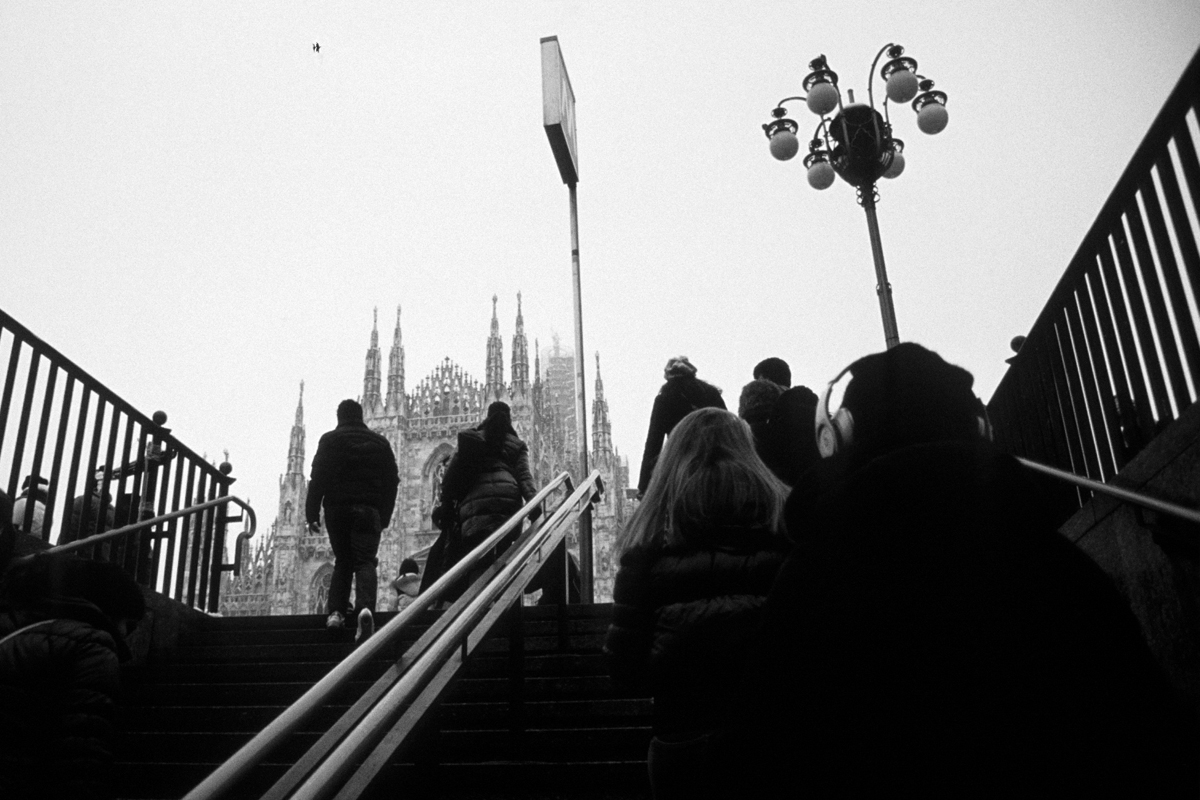 MILANO ON THE ROAD
